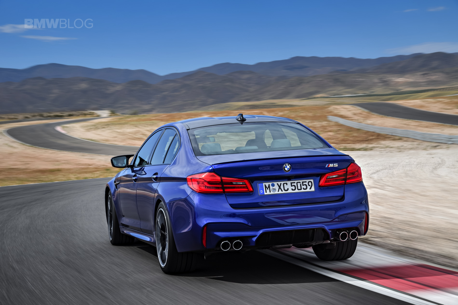 38 The 2020 BMW M5 Xdrive Awd Performance