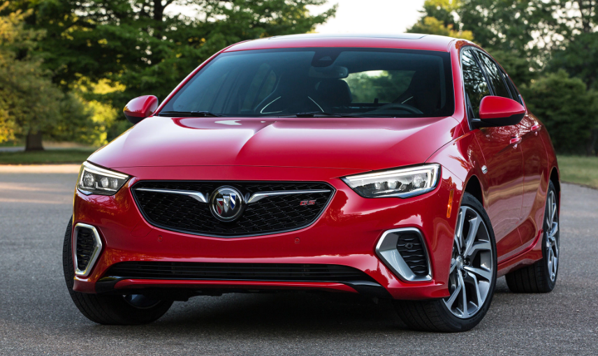 38 The 2020 Buick Regal Research New
