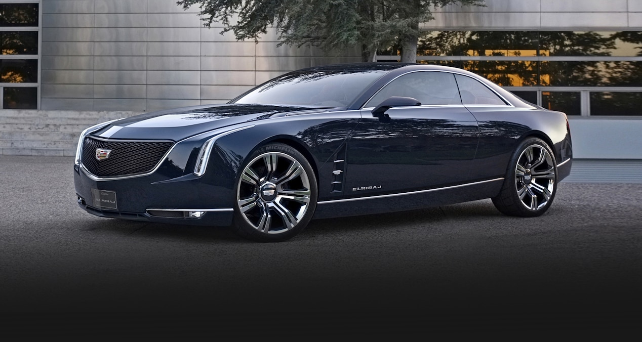 38 The 2020 Cadillac Elmiraj Exterior and Interior