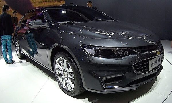 38 The 2020 Chevrolet Malibu New Concept