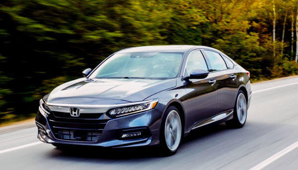 38 The 2020 Honda Accord Sedan Release Date and Concept