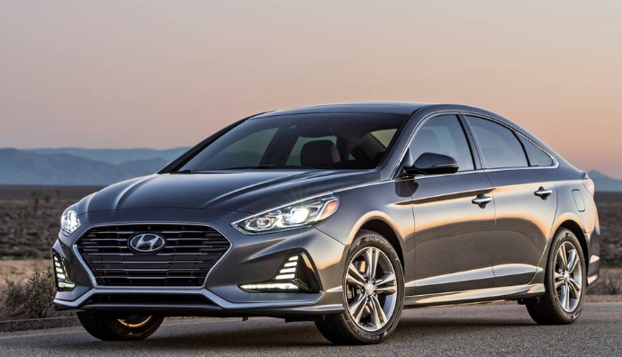 38 The 2020 Hyundai Sonata Hybrid Redesign