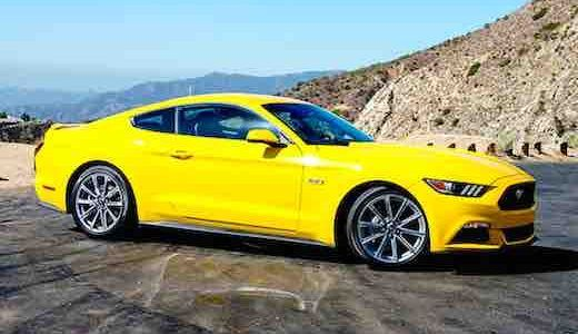 38 The 2020 Mustang Mach Ratings