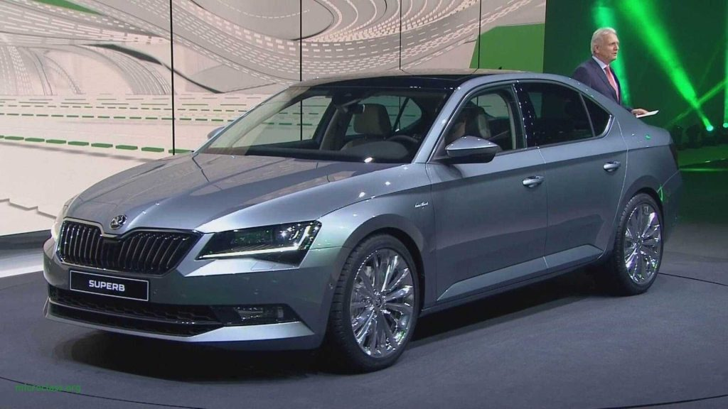 38 The 2020 New Skoda Superb Release Date and Concept