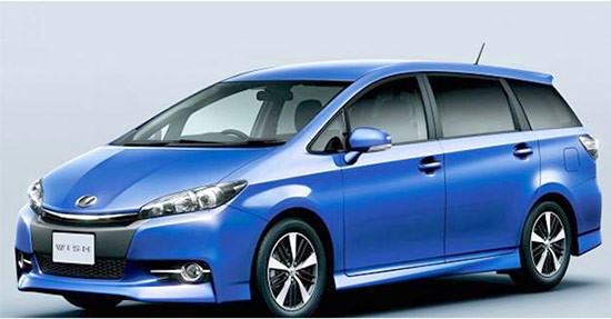 38 The 2020 New Toyota Wish Price and Release date