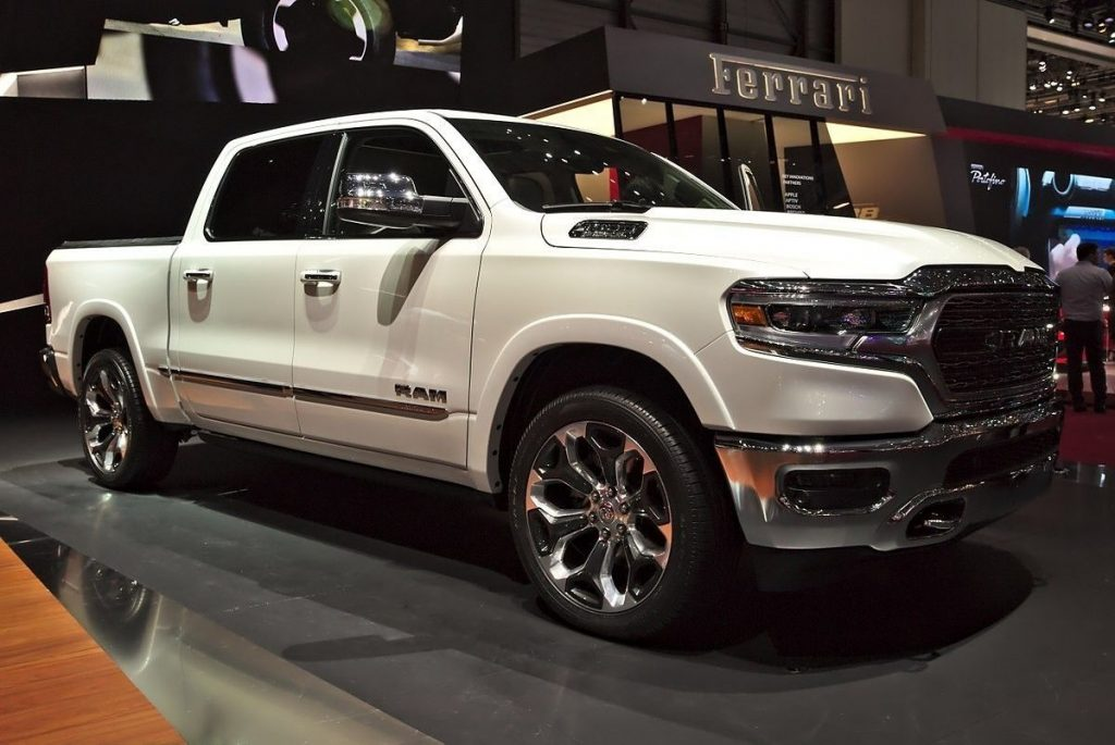 38 The 2020 Ram 1500 Hellcat Diesel Concept