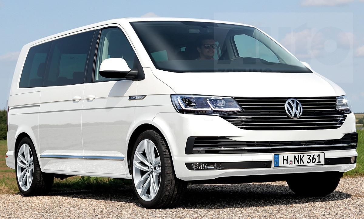 38 The 2020 VW Sharan Review and Release date