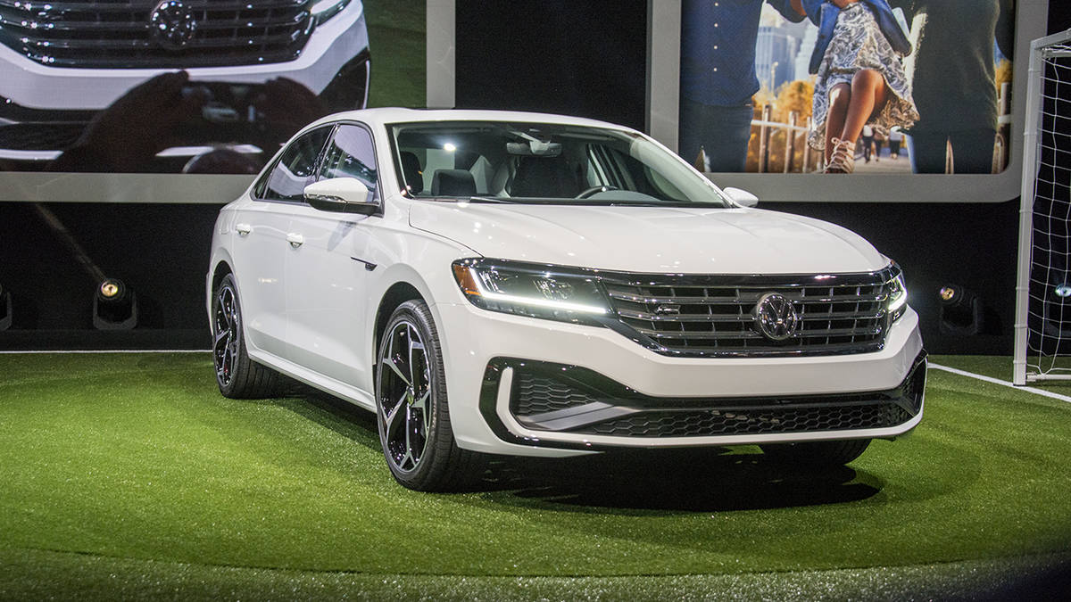 38 The 2020 Volkswagen CC New Concept