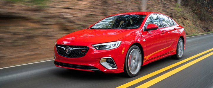 38 The Best 2019 Buick Regal Gs Coupe Rumors