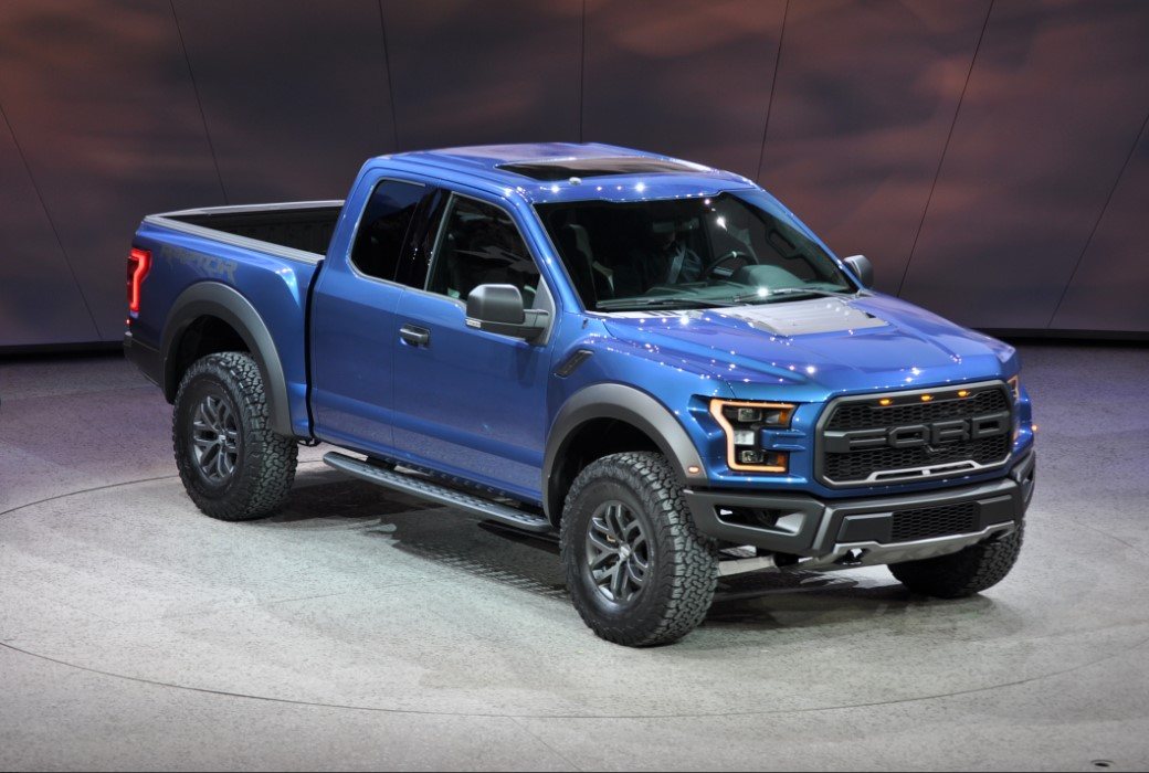 38 The Best 2019 Ford F150 Svt Raptor Redesign and Review