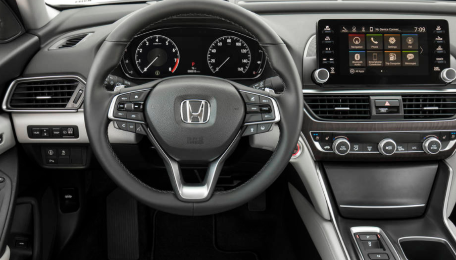 38 The Best 2020 Honda Accord Spirior Interior