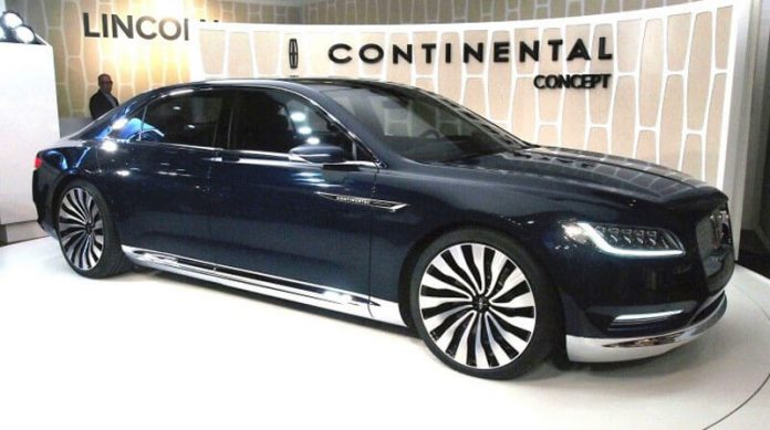 38 The Best 2020 The Lincoln Continental Performance and New Engine