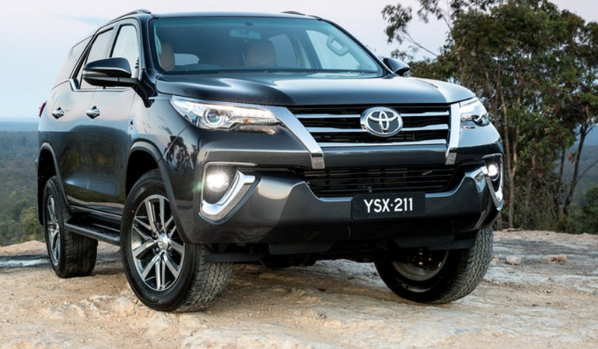 38 The Best 2020 Toyota Fortuner Concept