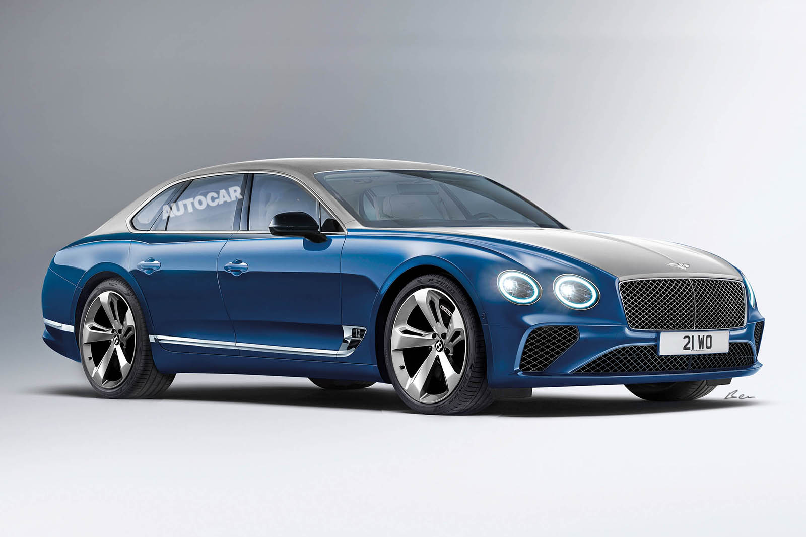 39 A 2020 Bentley Continental GT Overview