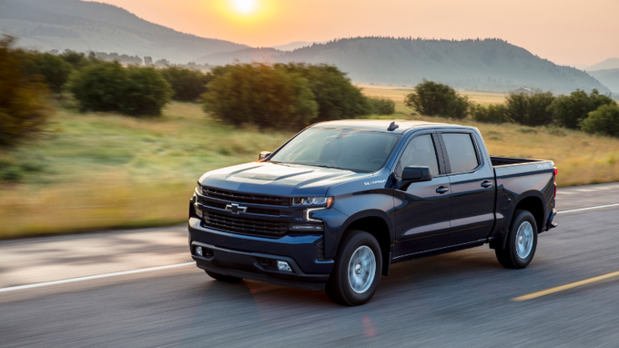 39 A 2020 Chevy Silverado 1500 Review and Release date