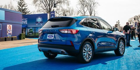 39 A 2020 Ford Escape Specs and Review