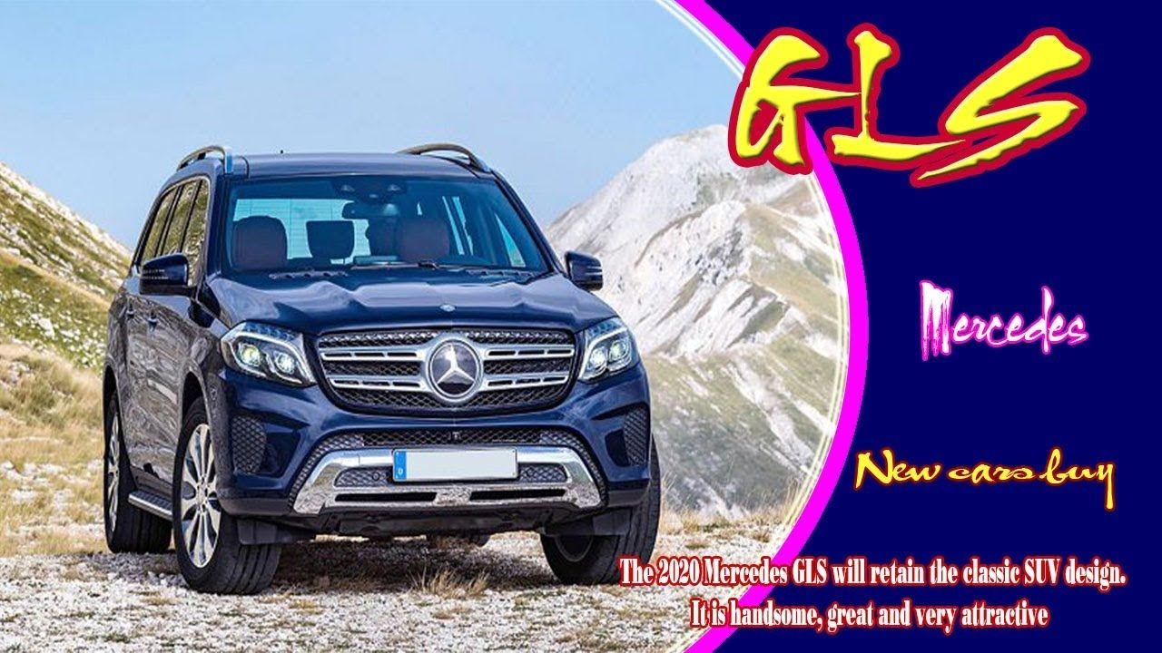 39 A 2020 Mercedes Benz GLK Overview