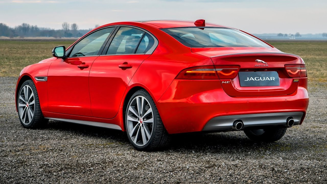 39 All New 2019 Jaguar Xe Sedan Performance