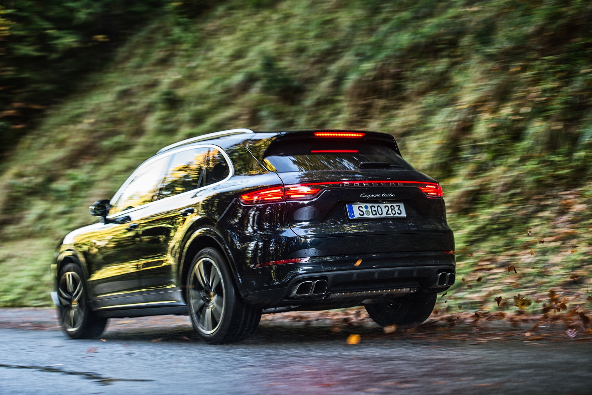 39 All New 2019 Porsche Cayenne Turbo S New Concept