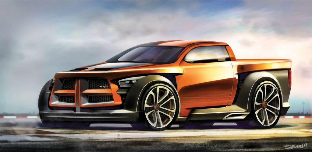 Complete car info for 30 New 2020 Dodge Rampage Release ...