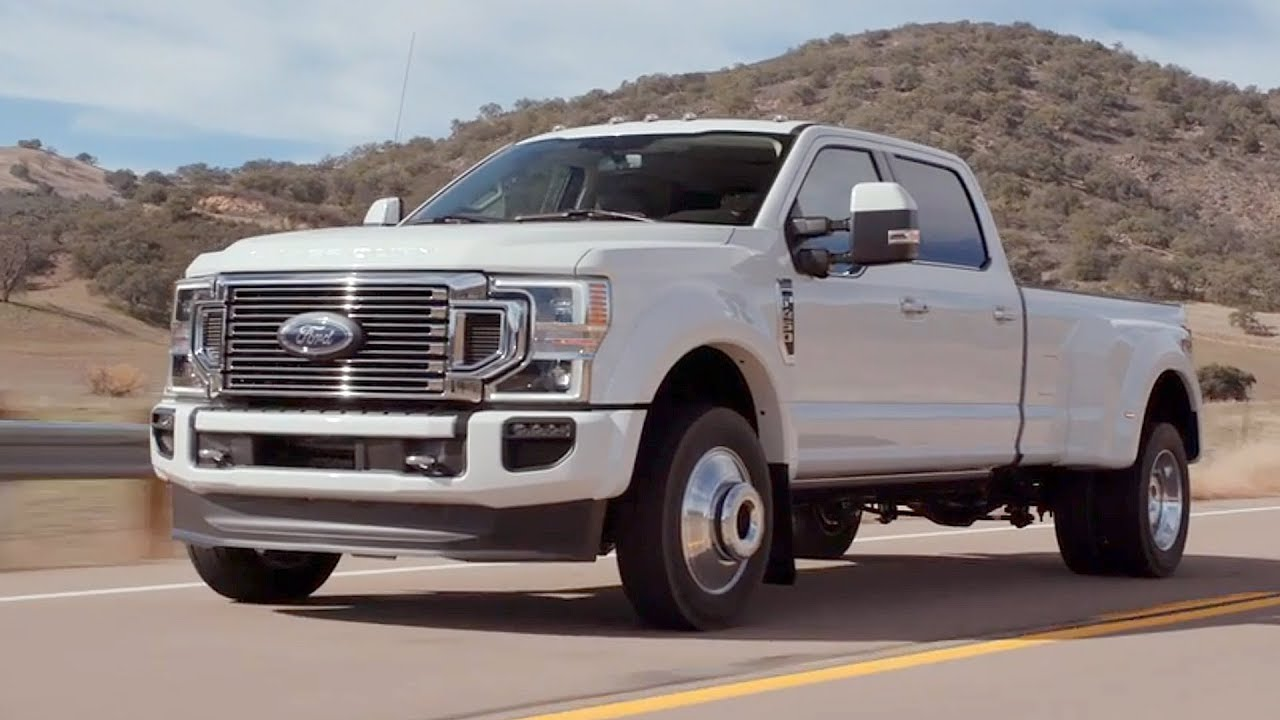 39 All New 2020 Ford F450 Super Duty Reviews