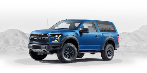 39 All New 2020 Ford Svt Bronco Raptor Wallpaper