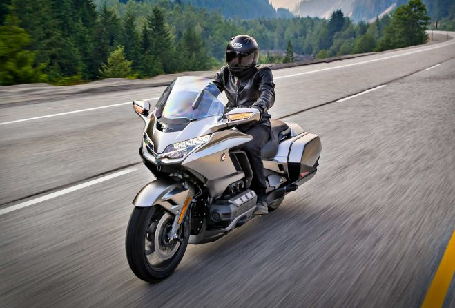 39 All New 2020 Honda Gold Wing Review