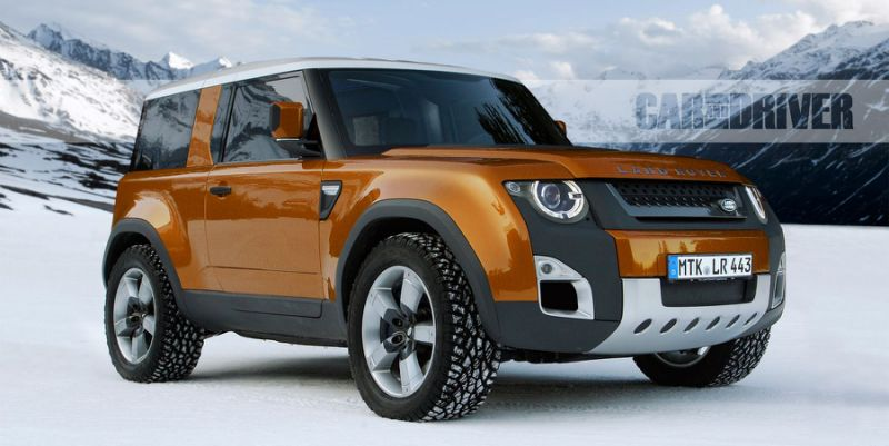 39 All New 2020 Land Rover Defender Performance and New Engine