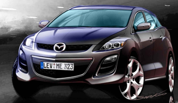 39 All New 2020 Mazda Cx 7 Price Design and Review