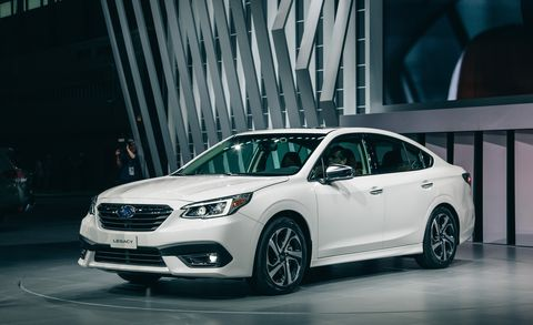 39 All New 2020 Subaru Legacy Price Design and Review