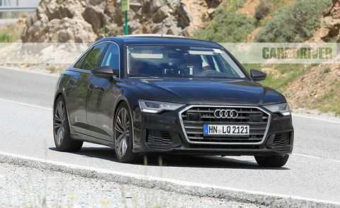 39 All New 2020 The Audi A6 Wallpaper
