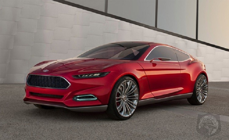 39 All New 2020 The Spy Shots Ford Fusion New Model and Performance
