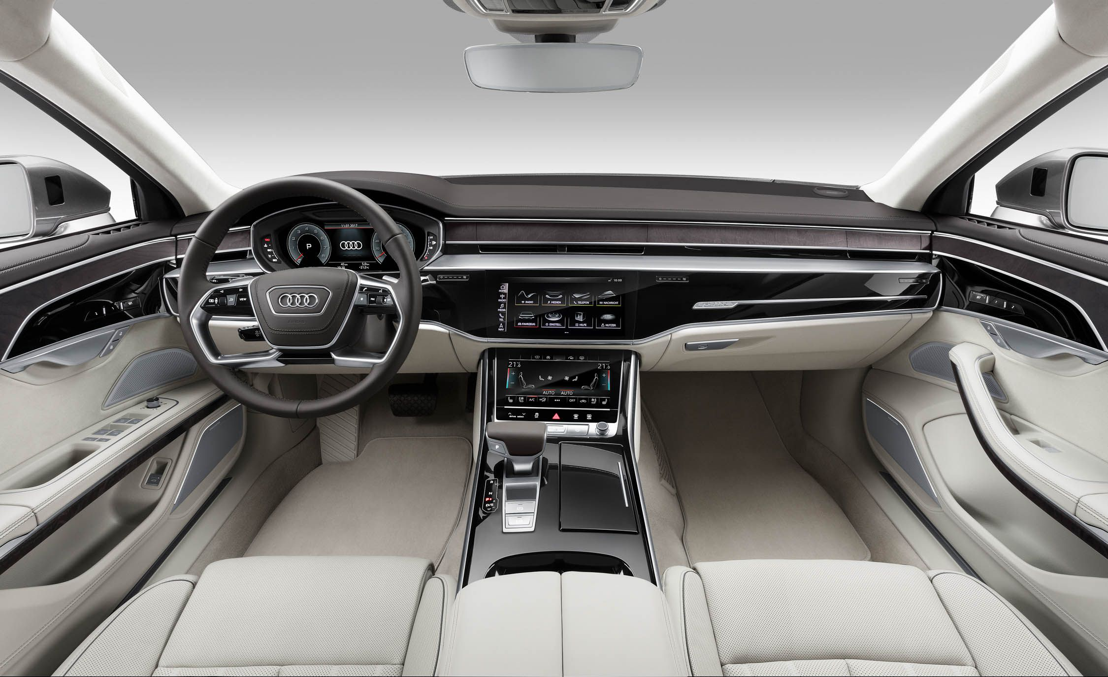 39 All New Audi A8 Concept