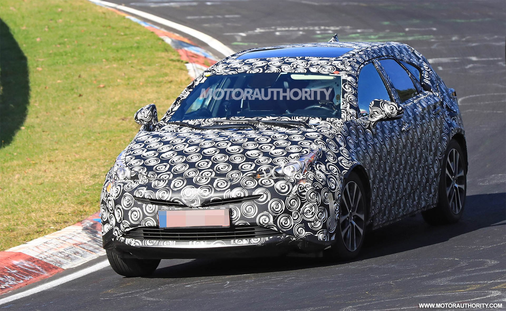 39 All New Spy Shots Toyota Prius Wallpaper