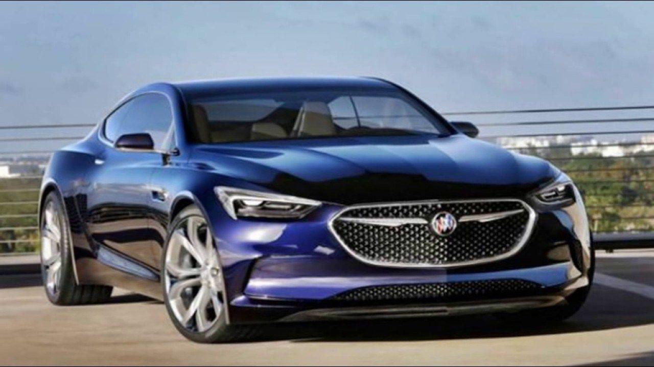 39 Best 2020 Buick Grand National Gnx Redesign and Review