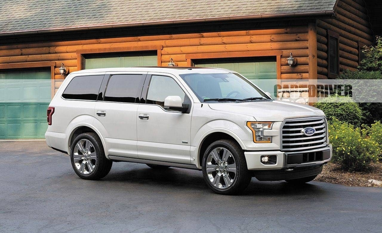 39 New 2019 Ford Excursion Images