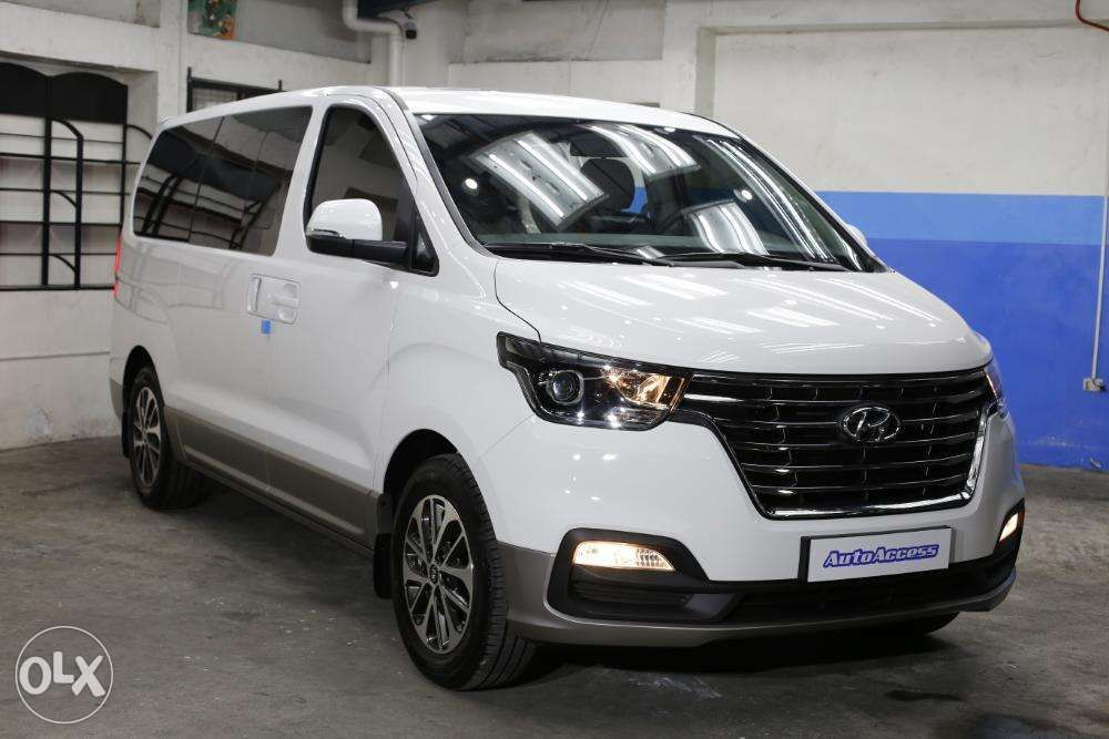 39 New 2019 Hyundai Starex New Model and Performance