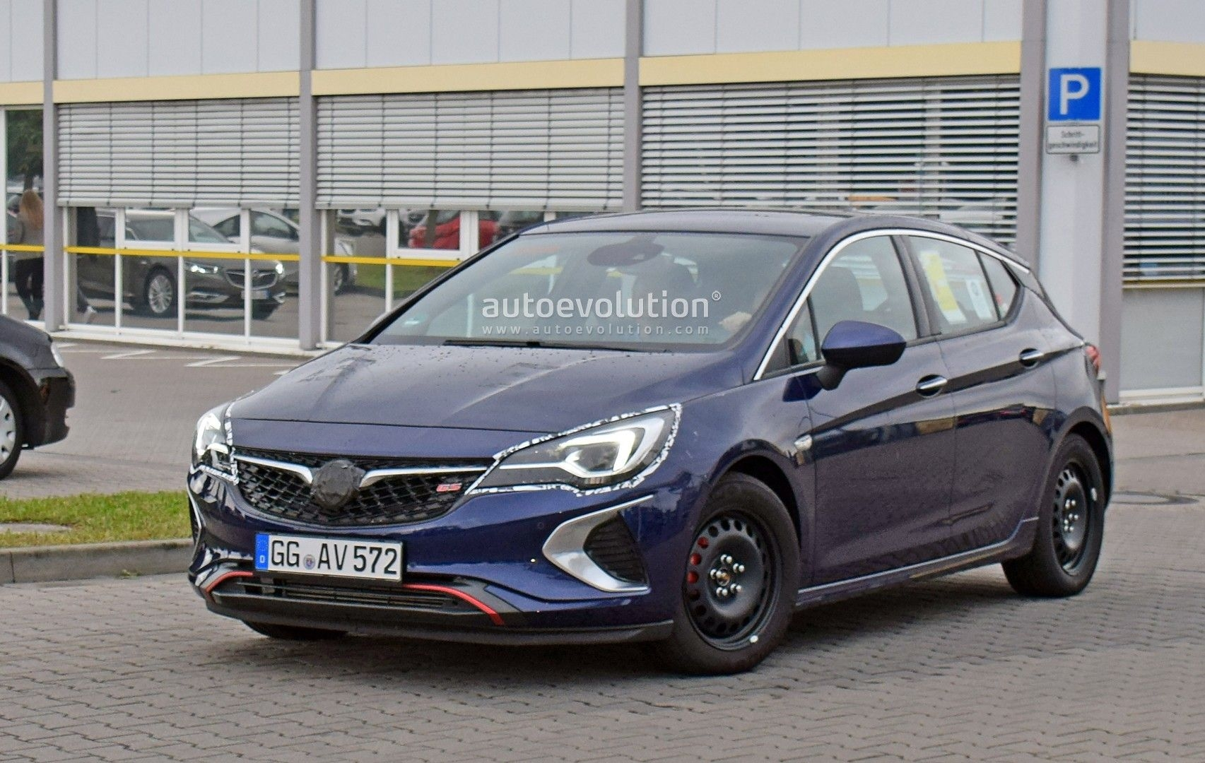 39 New 2019 New Opel Astra Style