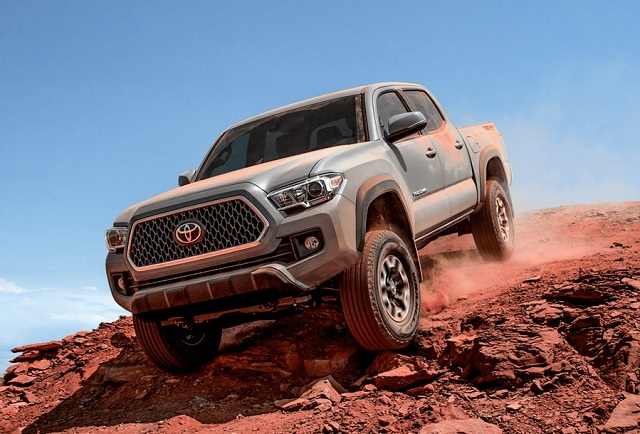 39 New 2019 Toyota Tacoma Diesel Redesign and Review