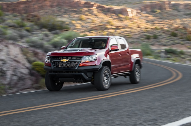 39 New 2020 Chevrolet Colorado Z72 Performance