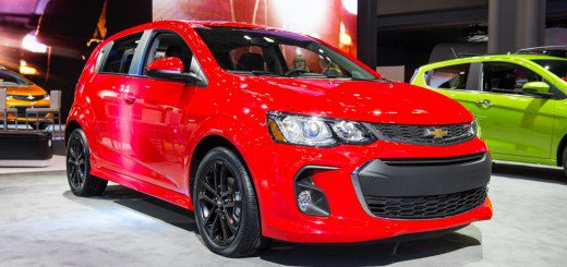 39 New 2020 Chevy Sonic Redesign and Concept