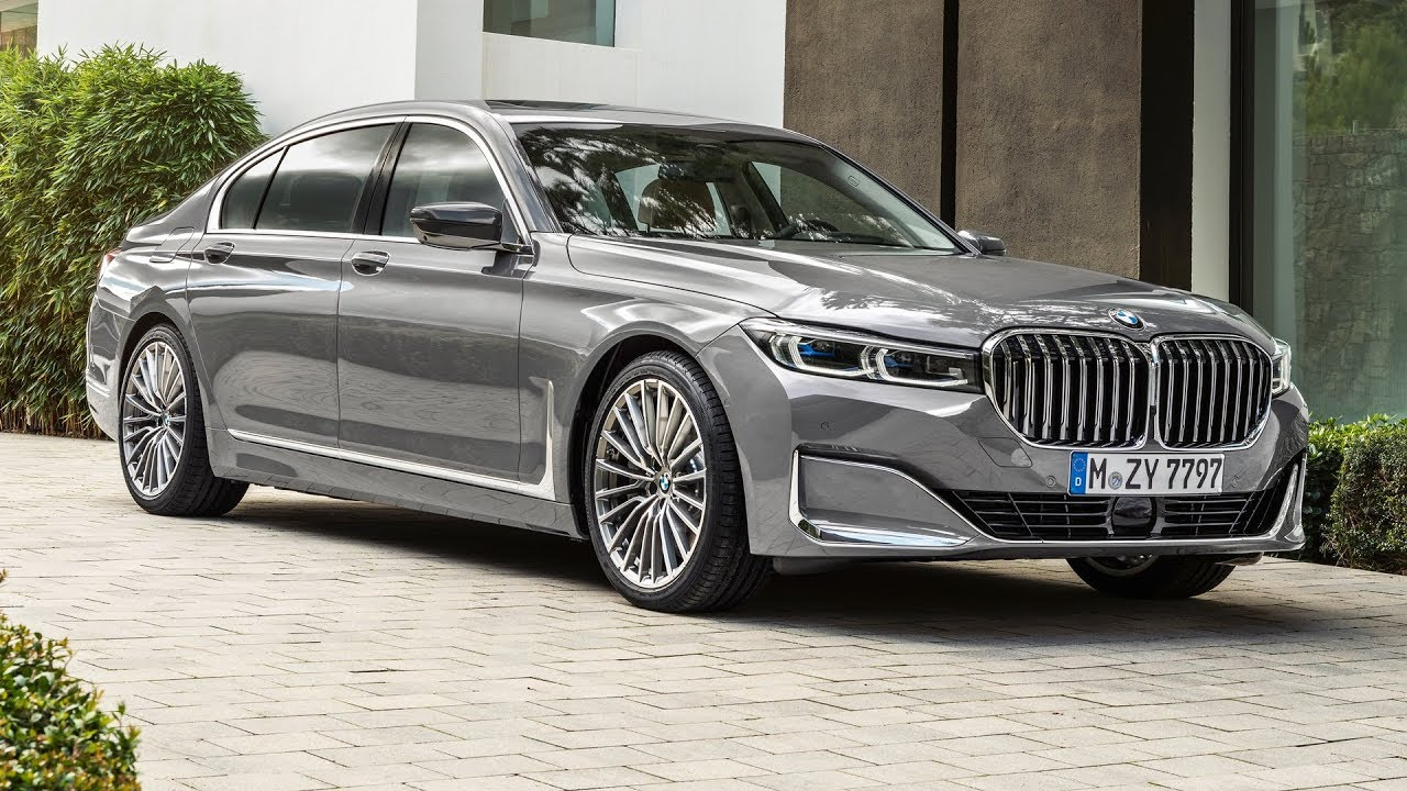 39 The 2019 BMW 750Li Xdrive Concept