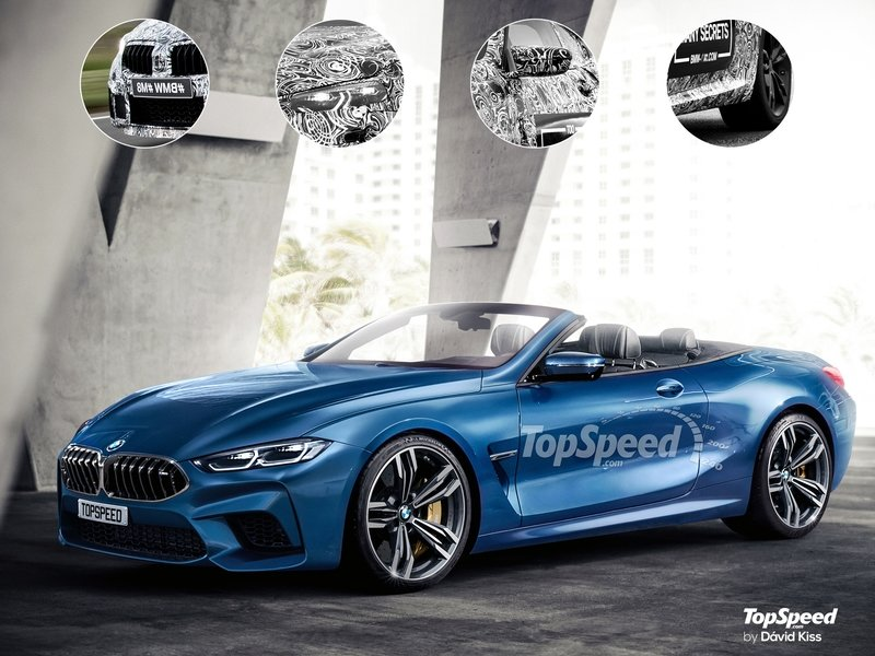 39 The 2019 BMW M8 Overview