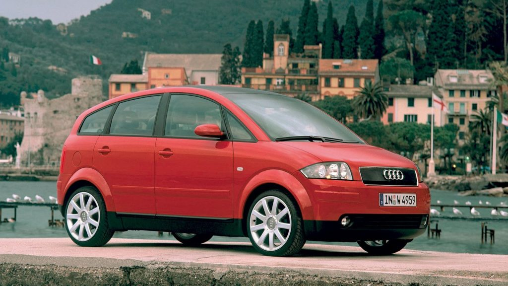 39 The 2020 Audi A2 First Drive