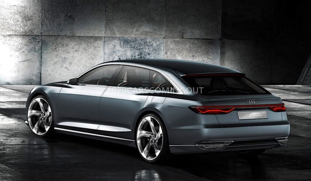 39 The 2020 Audi A9 Concept Release