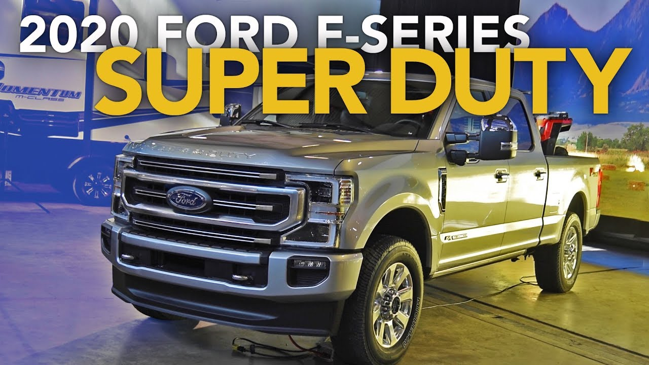 39 The 2020 Ford F250 Diesel Rumored Announced Pictures