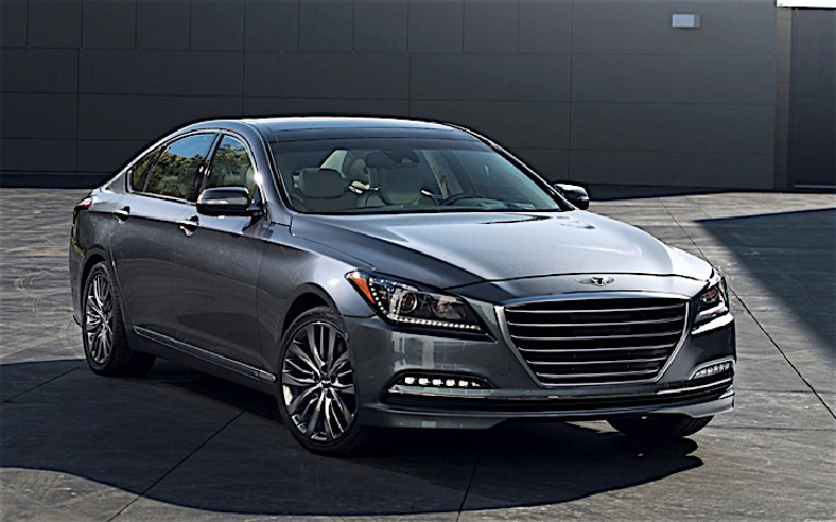 39 The 2020 Hyundai Genesis First Drive