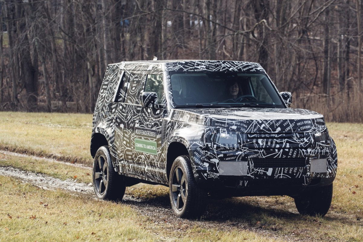 39 The 2020 Land Rover Defender Redesign and Review