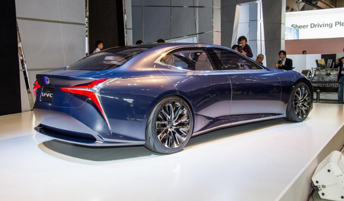 39 The 2020 Lexus LS Concept and Review