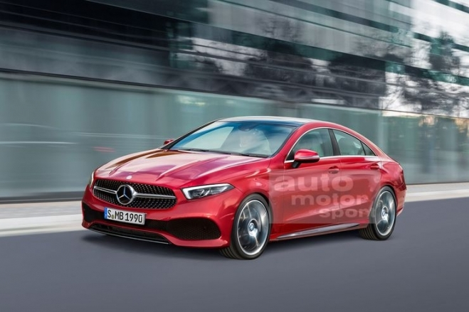 39 The 2020 Mercedes CLA 250 First Drive